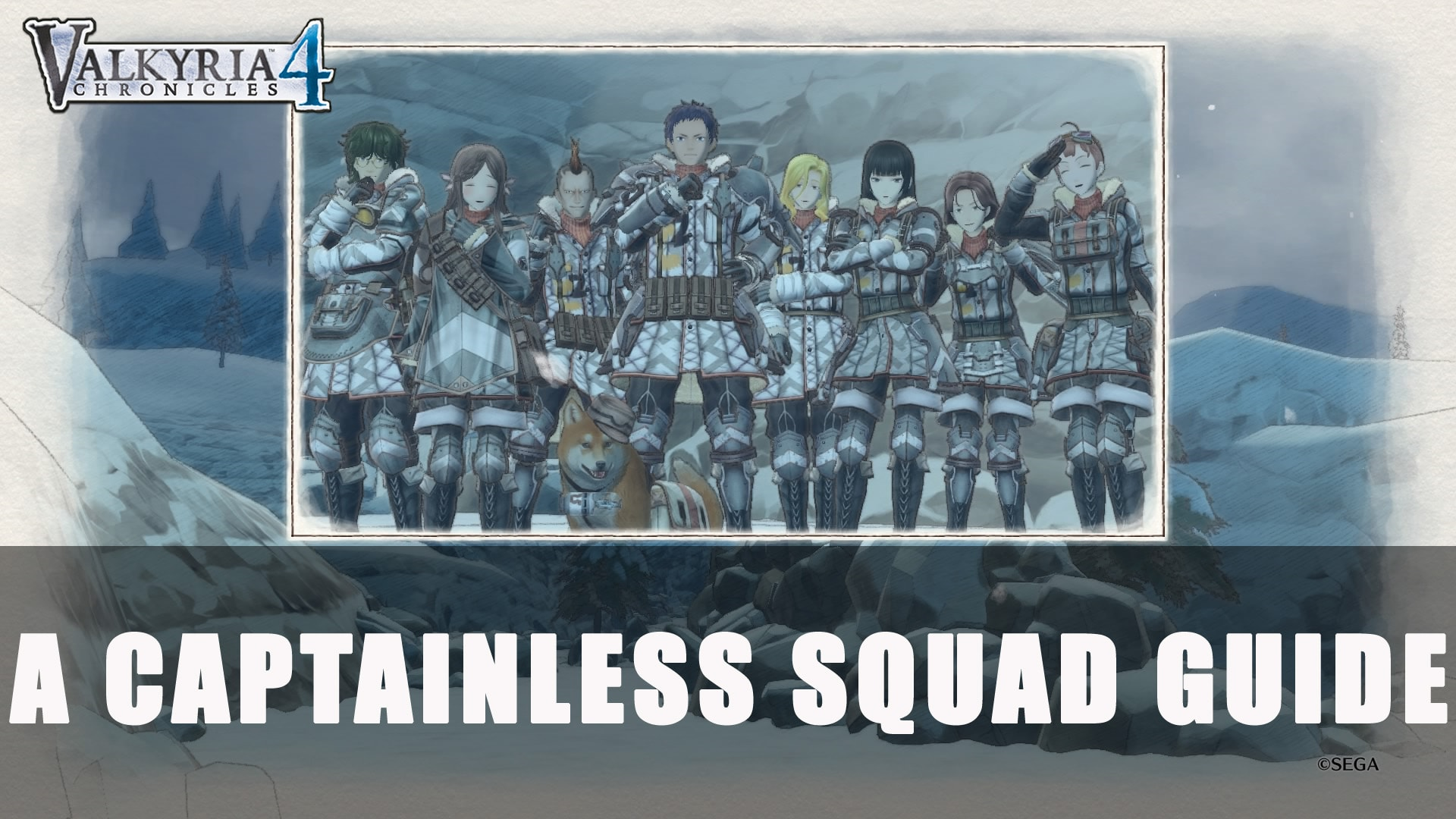 valkyria chronicles ps4 trophy guide