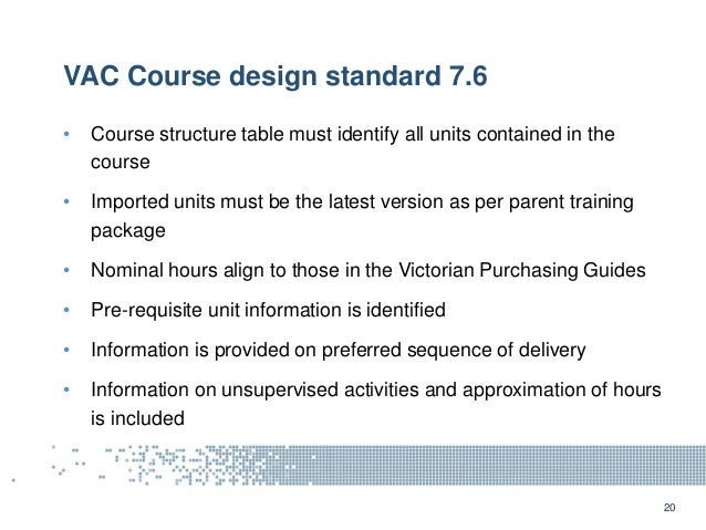victorian purchasing guide nominal hours for rii30113